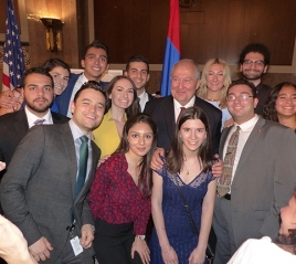 ANCA Interns Wrap-Up Action-Packed Summer in Nation's Capital