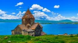 Armenia's Lake Sevan a top destination for travelers