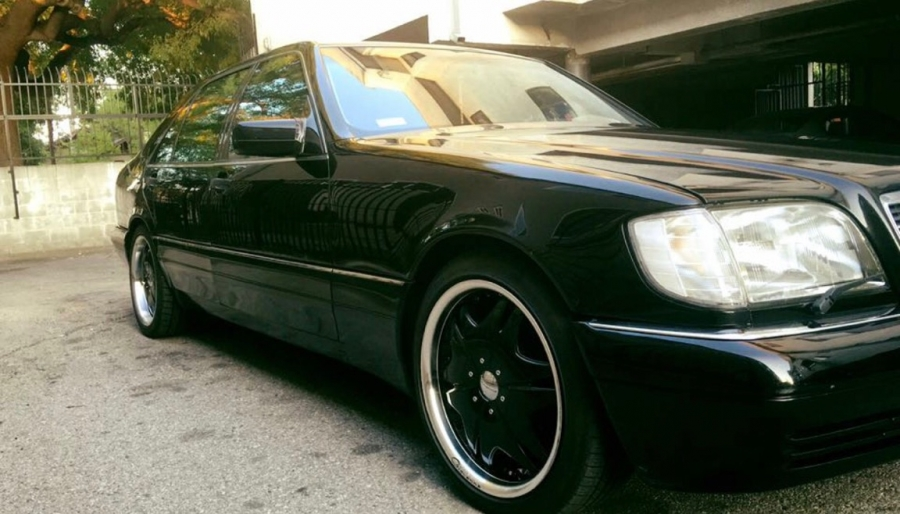 1999 mercedes s420 clean tittle 164 miles for 1999 mercedes benz s420