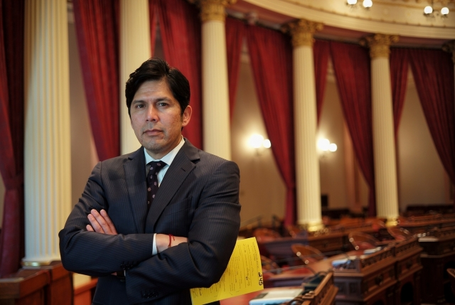 Sen. Kevin De León - Recognizing the Nagorno-Karabakh Republic