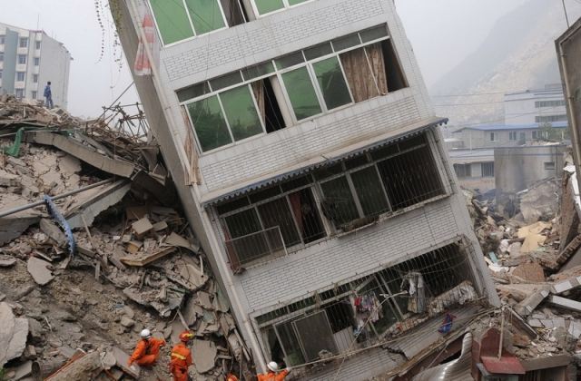 Kobe Earthquake Disaster