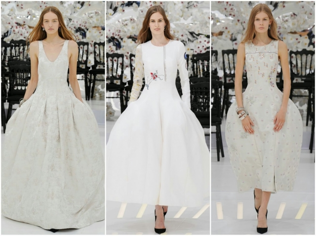 Dior Couture Autumn-Winter 2014-15 Fashion Show