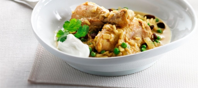 Indian-Curry-Chicken-&-Rice