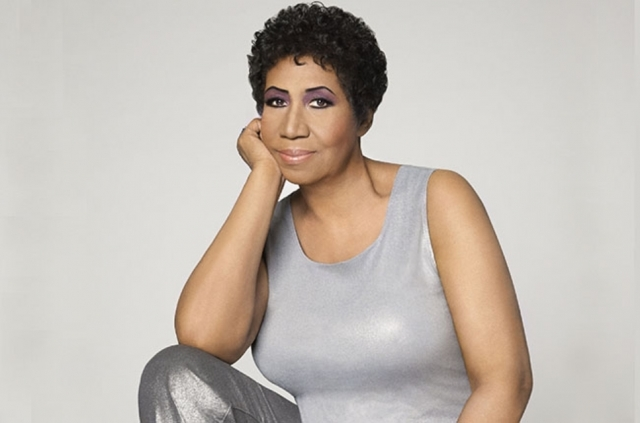 (2-August-2015) Aretha Franklin - Los Angeles, CA