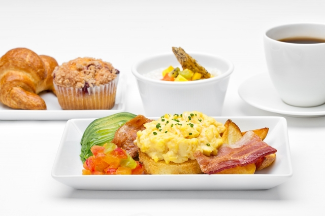 How Do They Do It? Airline food service - Mega Food
