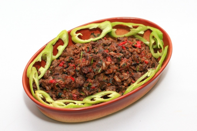 Liver and heart recipe to fall in love with Armenian cuisine