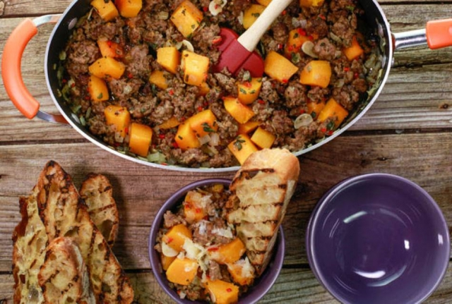 3 Skillet Suppers | Easy Weeknight Dinners
