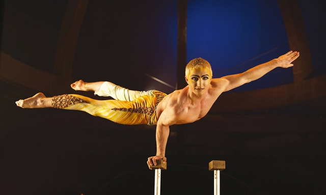 Cirque du Soleil - Exclusive Backstage and interviews