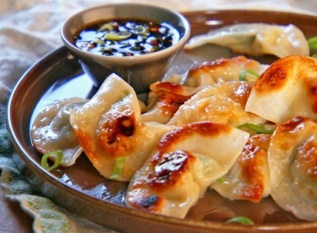Traditional Potsticker Dumplings