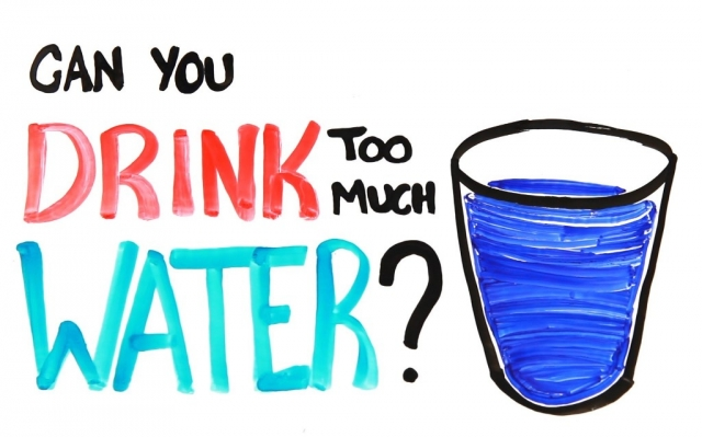 What would happen if you didn't drink water