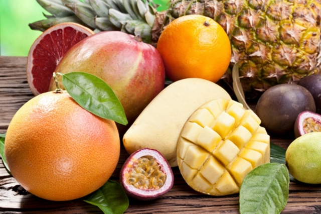 Exotic Fruits and How to Eat Them