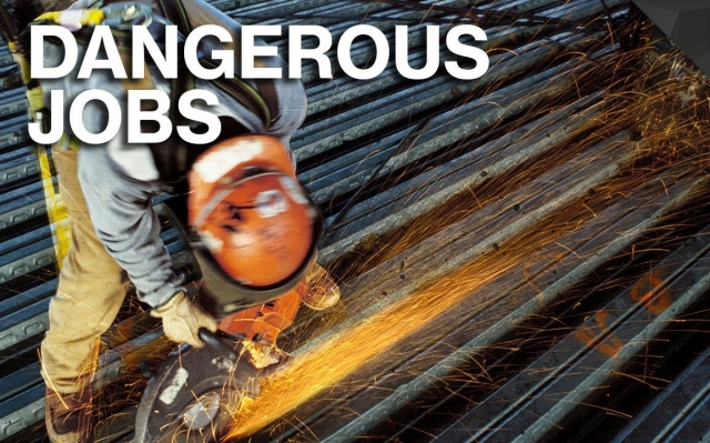 15 Most Dangerous Jobs In The World
