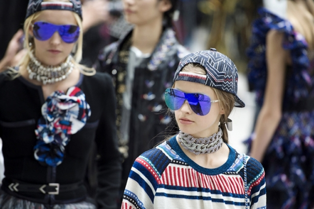 Spring-Summer 2016 Ready-to-Wear CHANEL Show