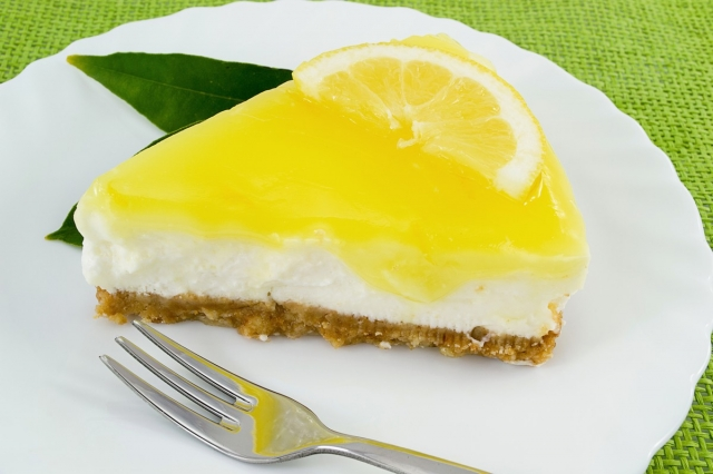 How to Make Lemon Cheescake!!!