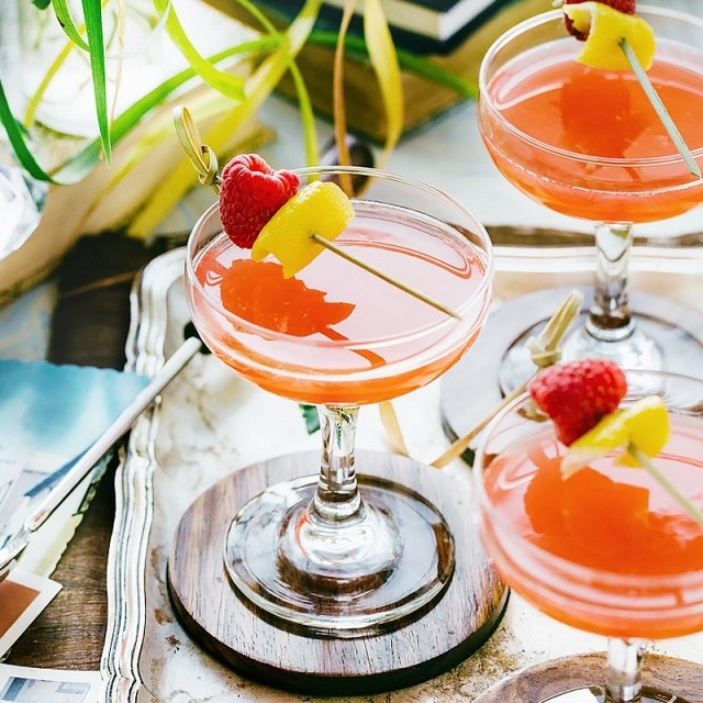 It's summer!!! Classic Cocktail Recipes