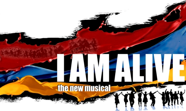 A New Musical - I AM ALIVE /09.10.16