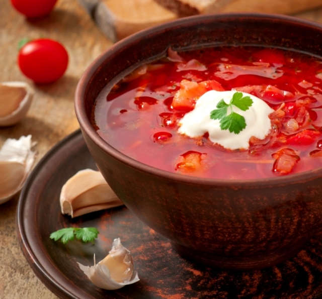 HOW TO MAKE BORSCHT