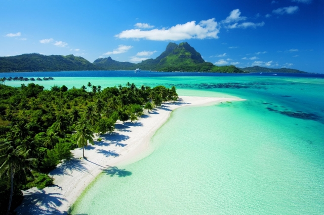 Top 10 Best Beaches in the World 2016