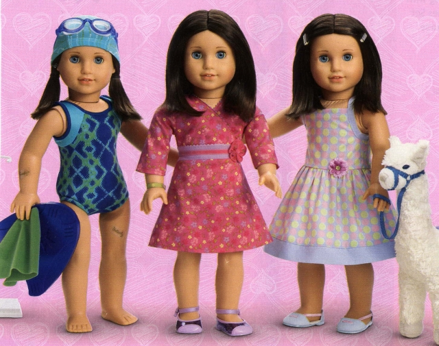 All the American Girl Dolls Ever Made
