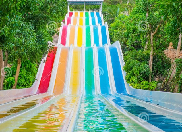 10 Most Insane Waterslides In The World