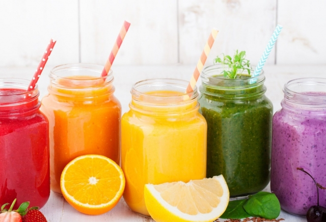 7 Life-Changing HEALTHY SMOOTHIES
