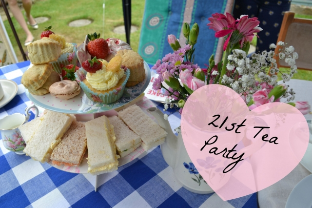 Tea Party ♥ DIY