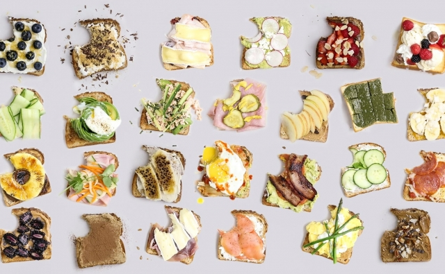 25 EPIC Toast Ideas!!!