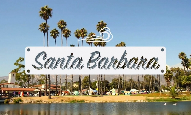 West Coast Meets the Mediterranean Coast in Santa Barbara, California