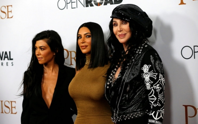 Kim Kardashian & Cher Support Armenian Genocide Film 'The Promise' At Premiere
