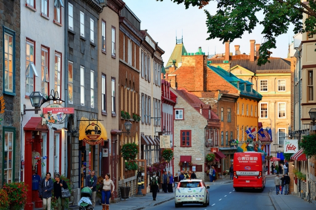 Travel Guide to Quebec City