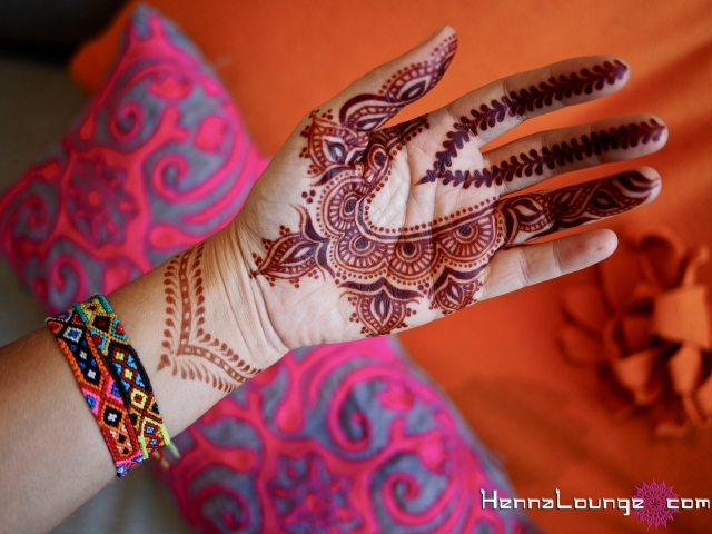 Beautiful Jewellery 2017 | Arabic Jewellery | Unique Henna | Gulf Style Mehndi - Naush Artistica