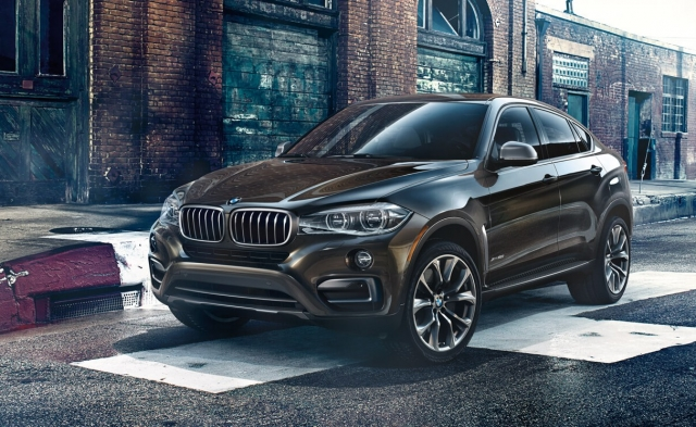 BMW X series 2017 - Overview of all Models