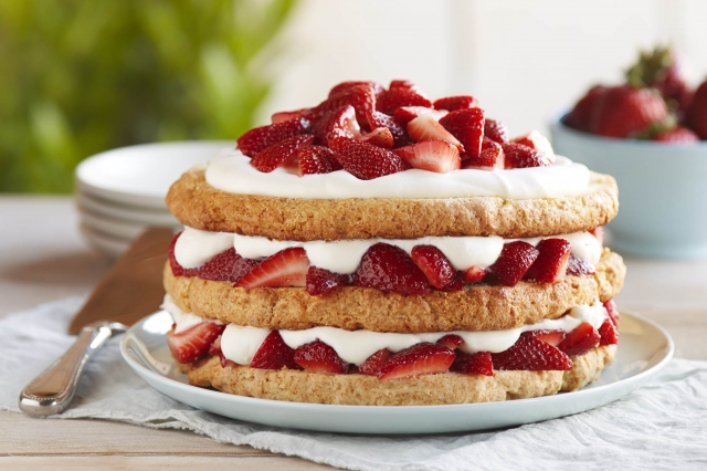 Summer Dessert: Classic Strawberry Shortcake