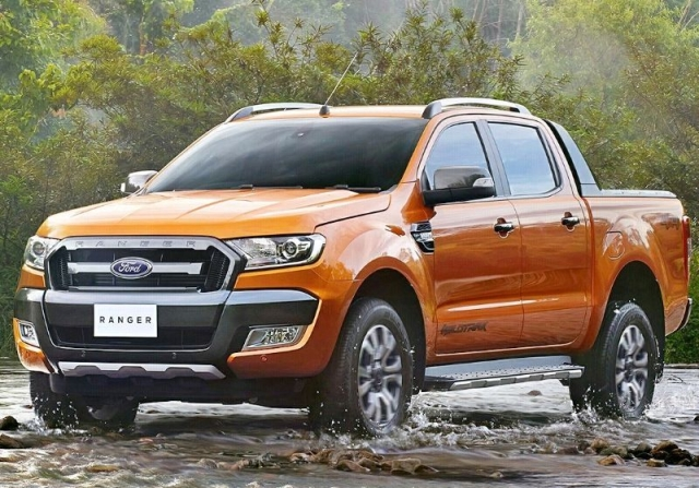 2017 Ford Ranger - Test Drive