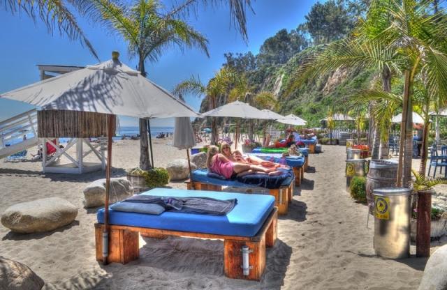 Paradise beach malibu