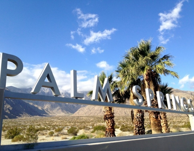 A Guide to Palm Springs: What to Do, See and Eat