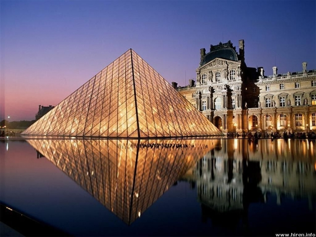 ART OF THE LOUVRE - Discovery/History/Museum (documentary)