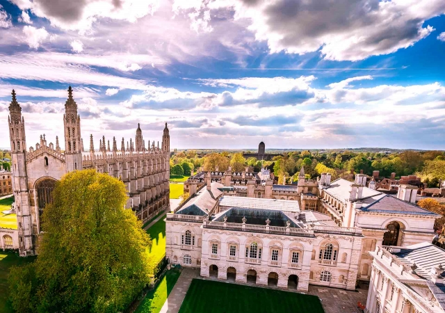 Cambridge University: A Day In The Life