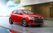 2017 Chevrolet Sonic: Review