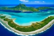 Bora Bora Island by Drone in 4K -St. Regis & Four Seasons-